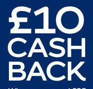 Dulux Cash Back