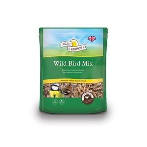 Harrisons Wild Bird Mix 2kg Pouch