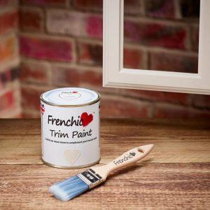 Frenchic Trim Paint Parchment 500ml
