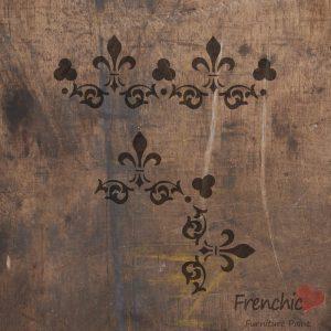 Frenchic Stencil Lace Petticoat