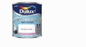 Dulux Easycare Bathroom Pure Brilliant White 1L
