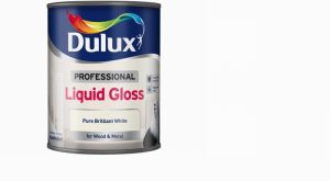 Dulux Professional Liquid Gloss Pure Brilliant White 750ml