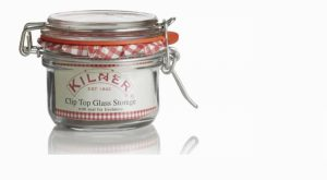 Kilner Clip Jar Round 125ml