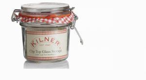 Kilner Clip Jar Round 0.35L