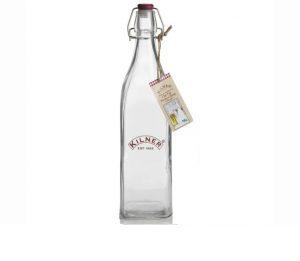Kilner Clip Bottle 1 Litre