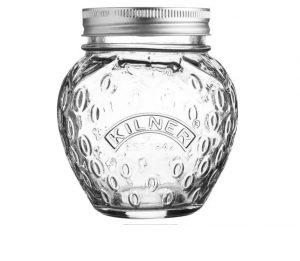 Kilner Fruit Preserve Jar Strawberry 0.4 Litre