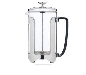 French Press Cafetiere Stainless Steel 12 Cup