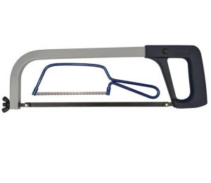 Faithfull Handyman Hacksaw 300mm (12in) Plus Junior Saw 150mm