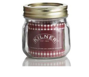 Kilner Screw Jar 0.25 Litre
