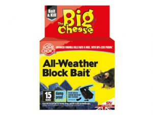 STV All Weather Block Bait x 15