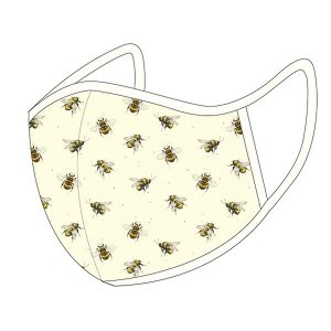 The Art File Face Mask Bumblebees Size M