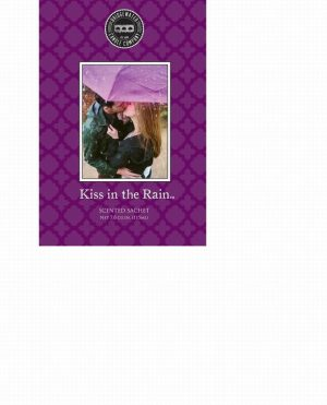 Kiss in the Rain Large Scented Sachet