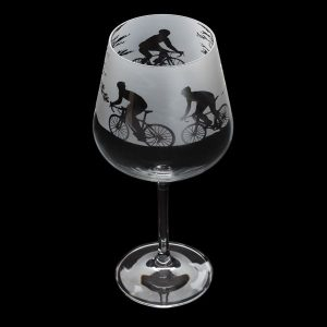 Dartington Glass Aspect Copa Cycling