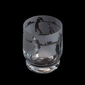 Dartington Glass Aspect Tumbler Golf