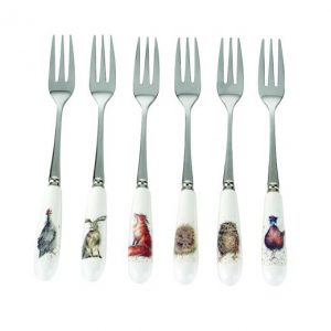Wrendale Pastry Forks