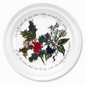 Portmeirion The Holly and the Ivy Dinner Plate 10 inch