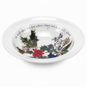 Portmeirion The Holly and the Ivy Oatmeal