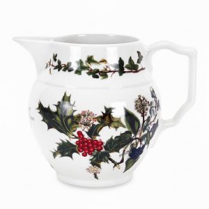 Portmeirion The Holly and the Ivy Staffordshire Jug 1pt