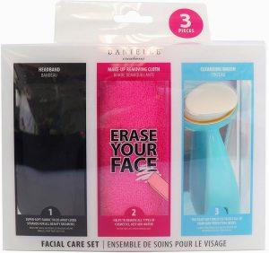 Danielle Creations Erase Your Face 3 piece Set