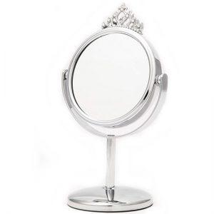 Danielle Creations Crown Mini Mirror