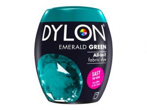 Dylon Machine Dye Pod 350g Emerald Green