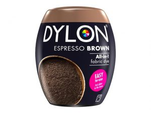 Dylon Machine Dye Pod 350g Espresso Brown
