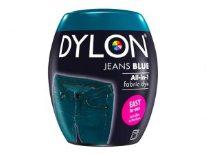 Dylon Machine Dye Pod 350g Jeans Blue