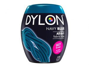 Dylon Machine Dye Pod 350g Navy Blue