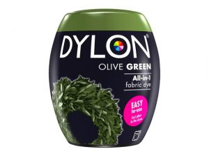 Dylon Machine Dye Pod 350g Olive Green