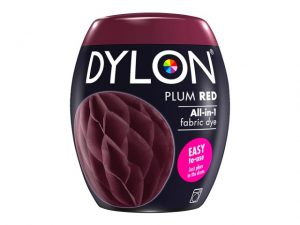 Dylon Machine Dye Pod 350g Plum Red