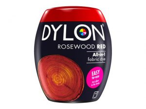 Dylon Machine Dye Pod 350g Rosewood Red