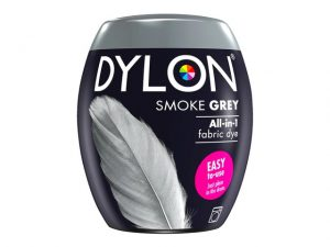Dylon Machine Dye Pod 350g Smoke Grey