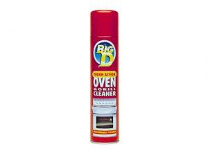 Big D Oven Cleaner 300ml