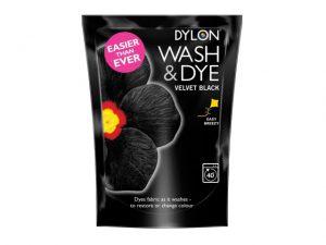 Dylon Wash N Dye Black