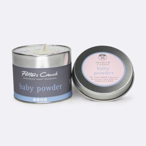 Potters Crouch Candle Baby Powder