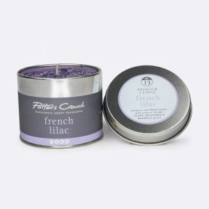 Potters Crouch Candle French Lilac