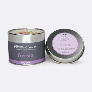 Potters Crouch Candle Fressia