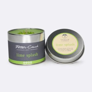 Potters Crouch Candle Lime Splash