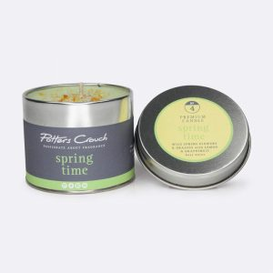 Potters Crouch Candle Spring Time