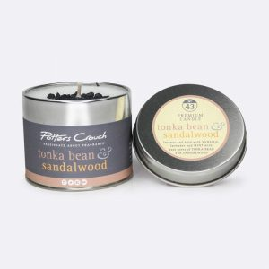 Potters Crouch Candles Tonka bean And Sandlewood