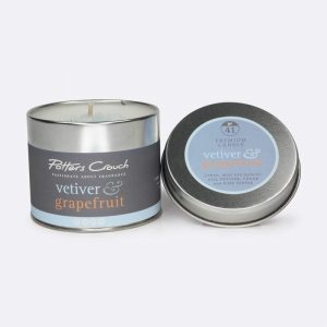 Potters Crouch Candles Vetiver And Grapefruit