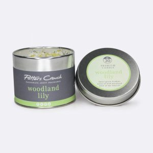 Potters Crouch Candle Woodland Lily