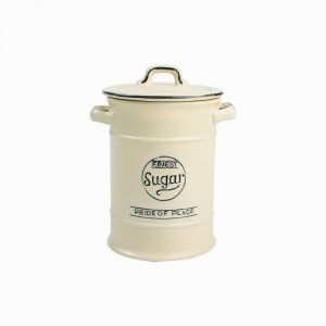Pride Of Place Sugar Jar Old Cream