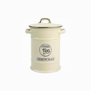 Pride Of Place Tea Jar Old Cream