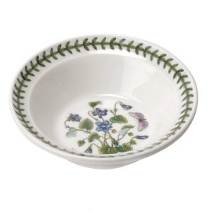 Portmeirion Botanic Garden Oatmeal Bowl Single