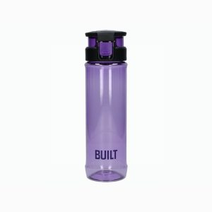 Built Flip Top Bottle Purple 25oz