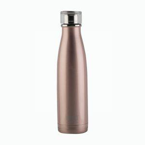 Built Water Bottle Rose Gold 17oz