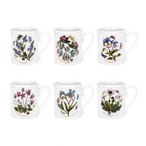 Portmeirion Botanic Garden Breakfast Mug Single