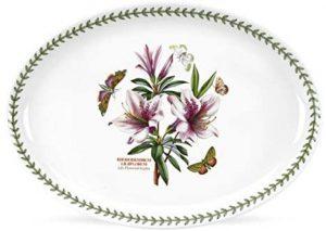 Portmeirion Botanic Garden – 15″ Oval Serving Dish