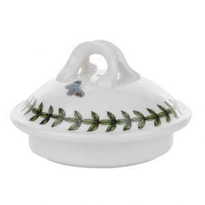 1pt Teapot LID ONLY – Botanic Garden Romantic Shape